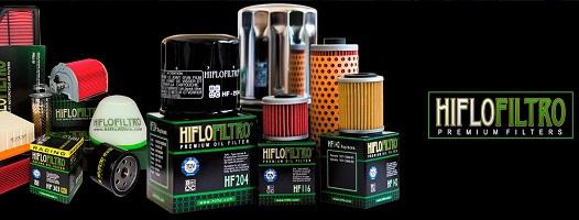 Hiflo Oliefilter & Luchtfilter