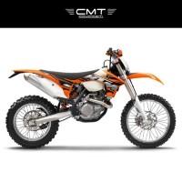 EXC-F 450 2012-2016