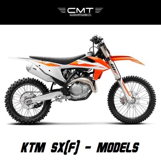 KTM SX / SXF MODELS