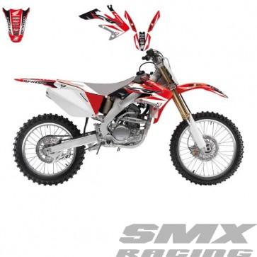 CRF 250 04-09 - DREAM 3 STICKERSET