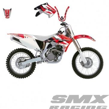 CRF 450 02-04 - DREAM 3 STICKERSET