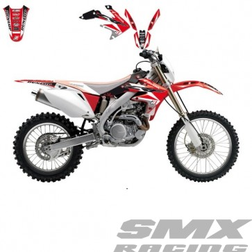 CRF 450X 04-16 - DREAM 3 STICKERSET
