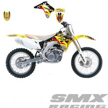 RMZ 450 2007 - DREAM 3 STICKERSET