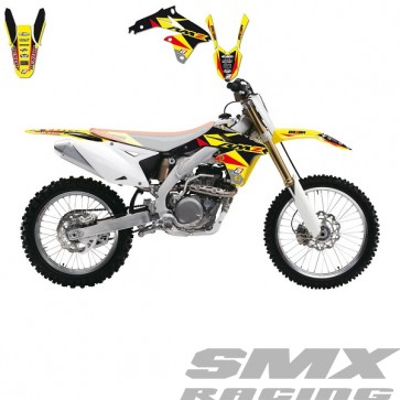 RMZ 450 08-16 - DREAM 3 STICKERSET