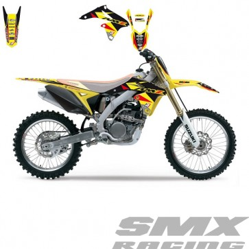 RMZ 250 10-16 - DREAM 3 STICKERSET