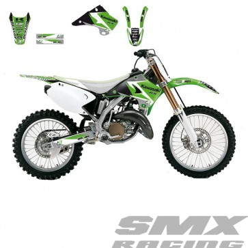KX 125/250 03-08 - DREAM 3 STICKERSET