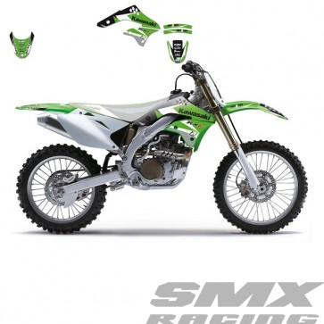 KXF 450 06-08 - DREAM 3 STICKERSET