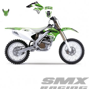 KXF 250 06-08 - DREAM 3 STICKERSET