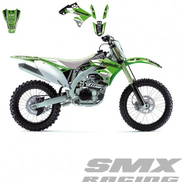 KXF 450 09-11 - DREAM 3 STICKERSET