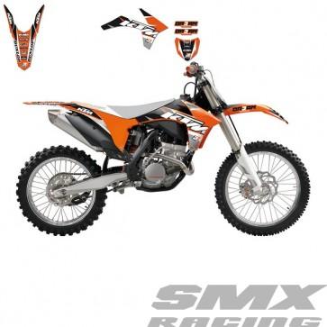 SX/SXF 11-12- DREAM 3 STICKERSET