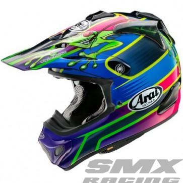 ARAI MXV - BARCIA FROG 2020