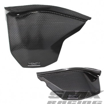 CMT CARBON TANK COVER UPPER KTM