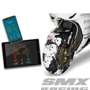 IRC DIGITALE SUPERMOTO BANDENWARMER EXPERIENCE - ANDROID & IOS
