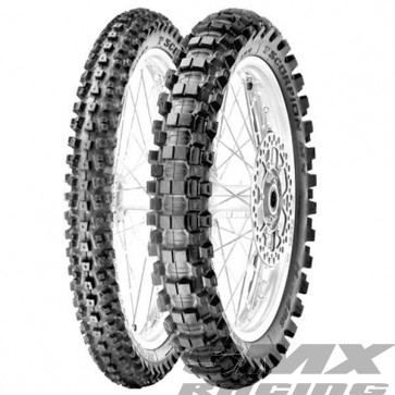 PIRELLI SCORPION MX HARD 486 REAR 120/80 - 19