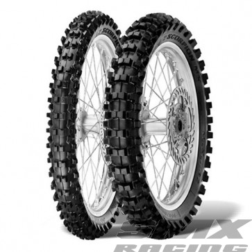 PIRELLI SCORPION MX MID-SOFT MXMS 32 MUD REAR 110/90 - 19