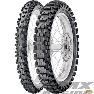 PIRELLI SCORPION MX MID-HARD MXMH 554 REAR 110/85 - 19