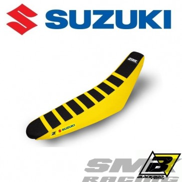 BLACKBIRD ZEBRA ANTI-SLIP ZADELOVERTREK - SUZUKI - RM 125 250 01-18