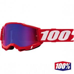 100% ACCURI 2 NEON ROOD