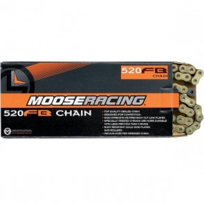 MOOSE RACING 520 FB O-RING KETTING GOUD