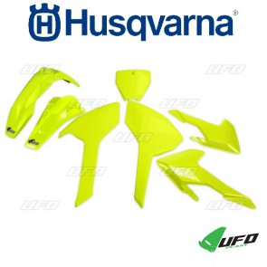 UFO BODYKIT / KAPPENSET COMPLEET - HUSQVARNA >14