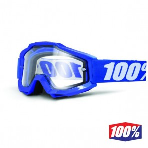 100% ACCURI SPECIALS - ENDURO - REFLEX BLUE