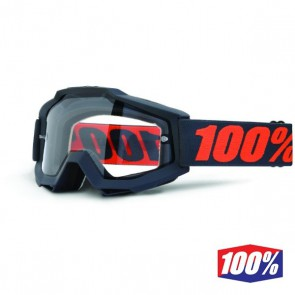 100% ACCURI SPECIALS - ENDURO - GUNMETAL