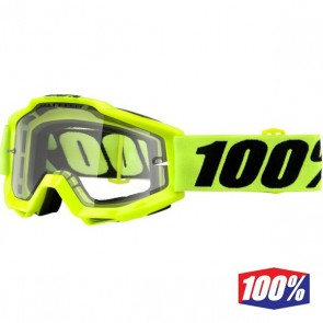 100% ACCURI SPECIALS - ENDURO - FLUO YELLOW