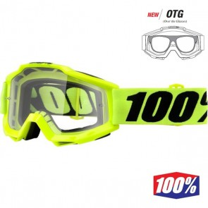 100% ACCURI SPECIALS - OTG - FLUO YELLOW