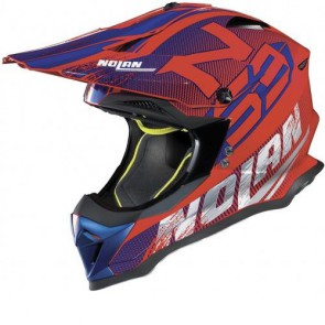 NOLAN N53 WHOOP - CORSA RED