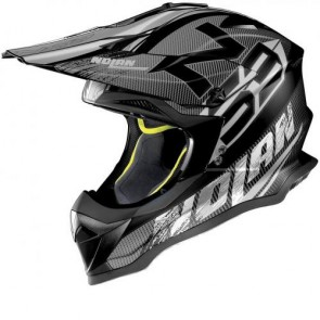 NOLAN N53 WHOOP - FLAT BLACK