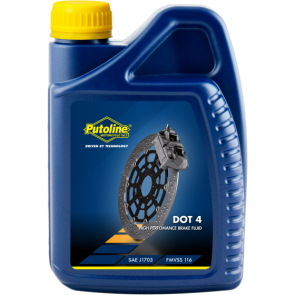PUTOLINE DOT 4 BRAKE FLUID 1LT