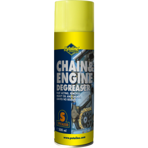 PUTOLINE CHAIN & ENGINE DEGREASER