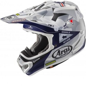 ARAI MX-V - NAVY BLUE