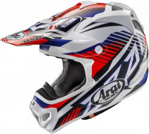 ARAI MX-V - SLASH RED