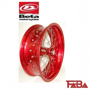 FA-BA WHEELS SUPERMOTO WIELEN BETA