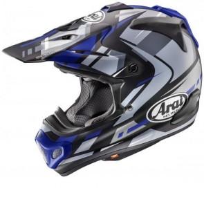 ARAI MX-V - JUSTIN BOGLE BLUE