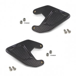 CMT CARBON HEEL GUARDS