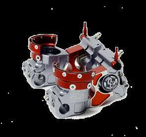 PZ5 COBRA DUBBEL REMSYSTEEM  4 ZUIGERS - MOTOCROSS & ENDURO
