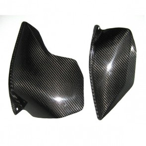 CMT CARBON TANK COVER LOW KTM