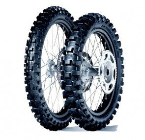 DUNLOP GEOMAX MX33 FRONT 70/100 - 19