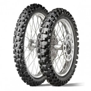 DUNLOP GEOMAX MX52 FRONT 70/100 - 17