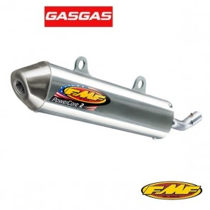 FMF POWERCORE 2 UITLAAT - GAS GAS