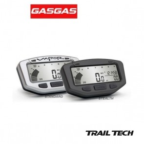 TRAIL TECH VAPOR DASHBOARD - GAS GAS