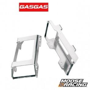 MOOSE RACING RADIATOR BEUGELS - GAS GAS - 200/300 07-13