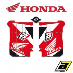 BLACKBIRD DREAM 3 LOUVER STICKERS - HONDA