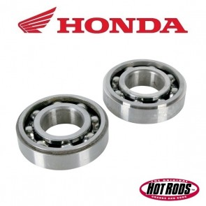 HOT RODS KRUKAS LAGERS & SEAL KIT - HONDA