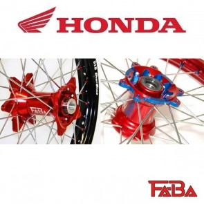 FA-BA WHEELS MOTOCROSS/ ENDURO WIELEN HONDA