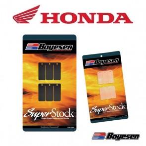 BOYESEN SUPER STOCK MEMBRAANPLAATJES - HONDA