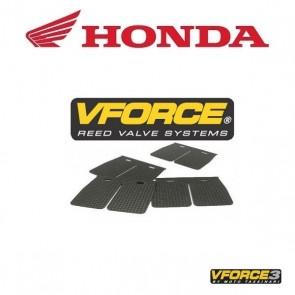 V-FORCE 3 MEMBRAANPLAATJES - HONDA