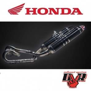 DVR EXHAUST SUPERMOTO - HONDA
